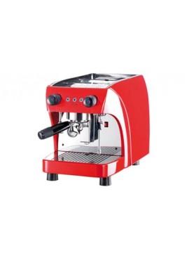MAQUINA CAFE RUBY ELECTR.1GR C/POMPA VIBRAT.ROJA FUTURMAT
