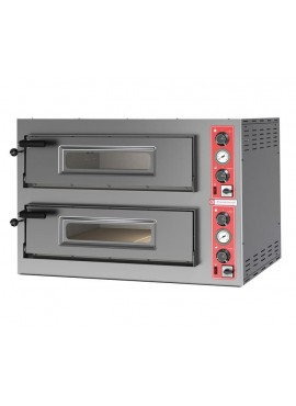 Horno Eléctrico 6+6 Pizzas PIZZAGROUP M12