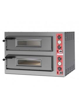 Horno Eléctrico 6+6 Pizzas PIZZAGROUP M12L