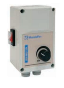 Regulador velocidad monofásico Superficie 5A VE10153