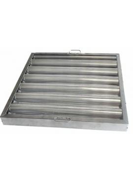 Filtro Campana INOX 49X49 AISI 304 KF10112