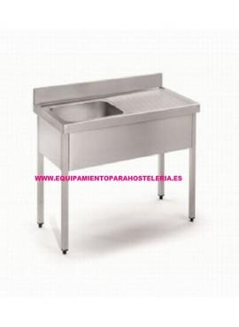 Fregadero 1300X600X850 mm