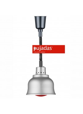 Lámpara mantenedora de comida caliente inox Pujadas P15.029