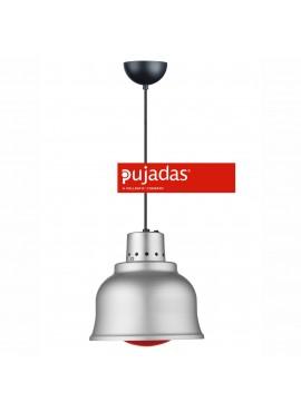 Lámpara mantederoa de comida caliente Aluminio Pujadas P15.031