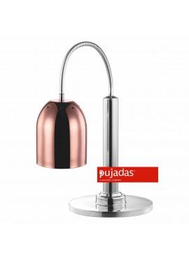 Lámpara mantenedora de comida caliente Cobre Pujadas P688.251