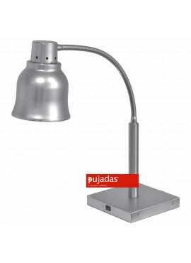 Lámpara mantenimiento comida caliente con soporte mesa Pujadas P508.015