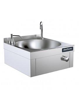 Lavamanos con caño giratorio + dispensador de jabón DISTFORM F0252001