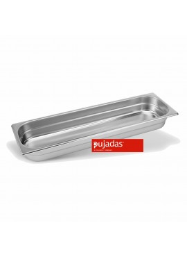 Cubeta Gastronorm 2/4 530x162 mm